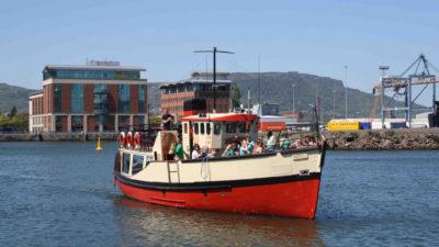 Lagan Boat Company NI Ltd. Logo