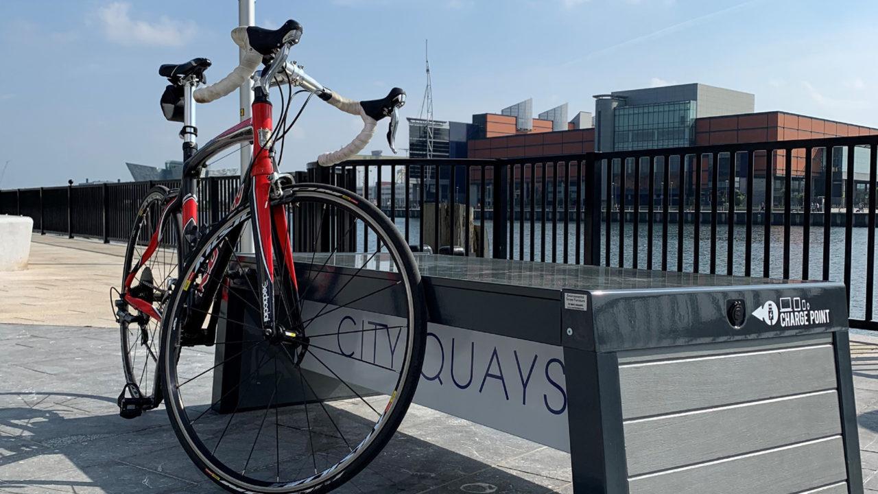 MM CityQuays Bench