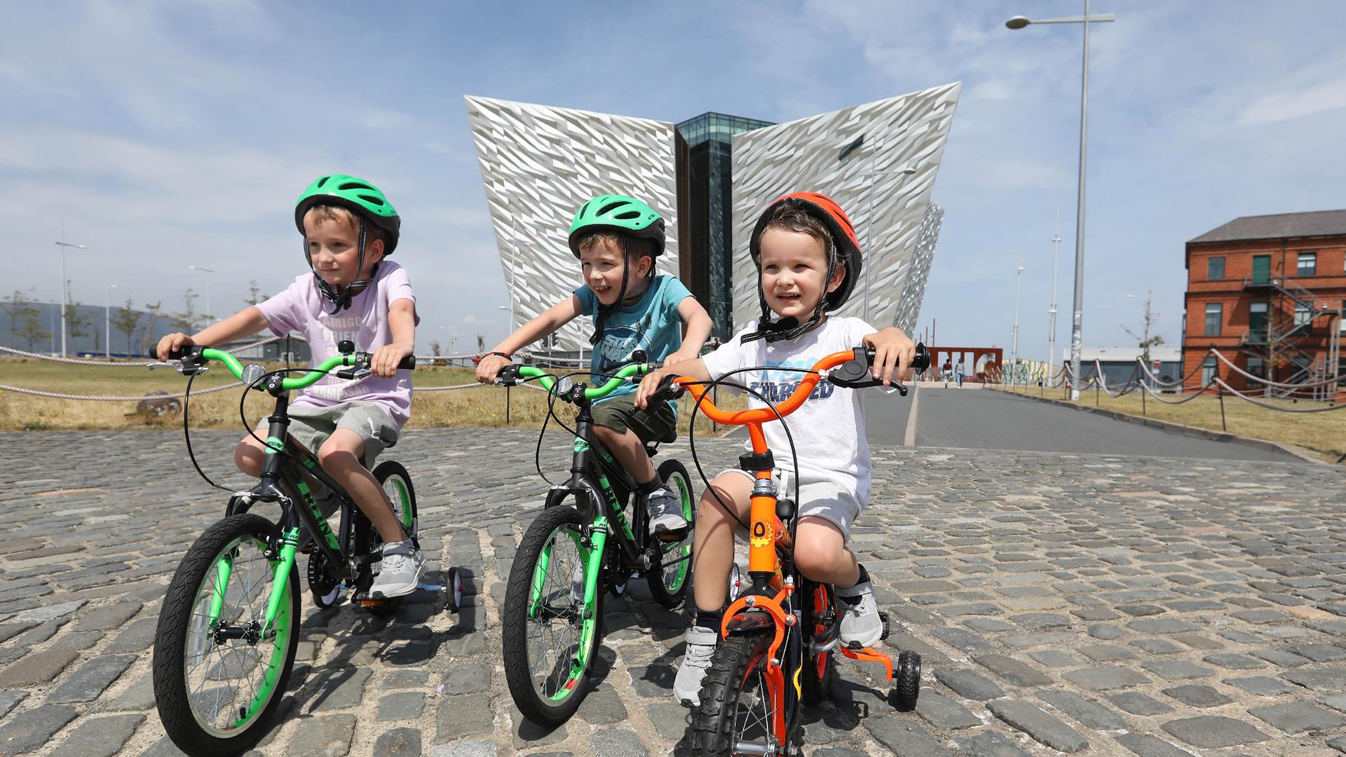 MM Kids Cycling