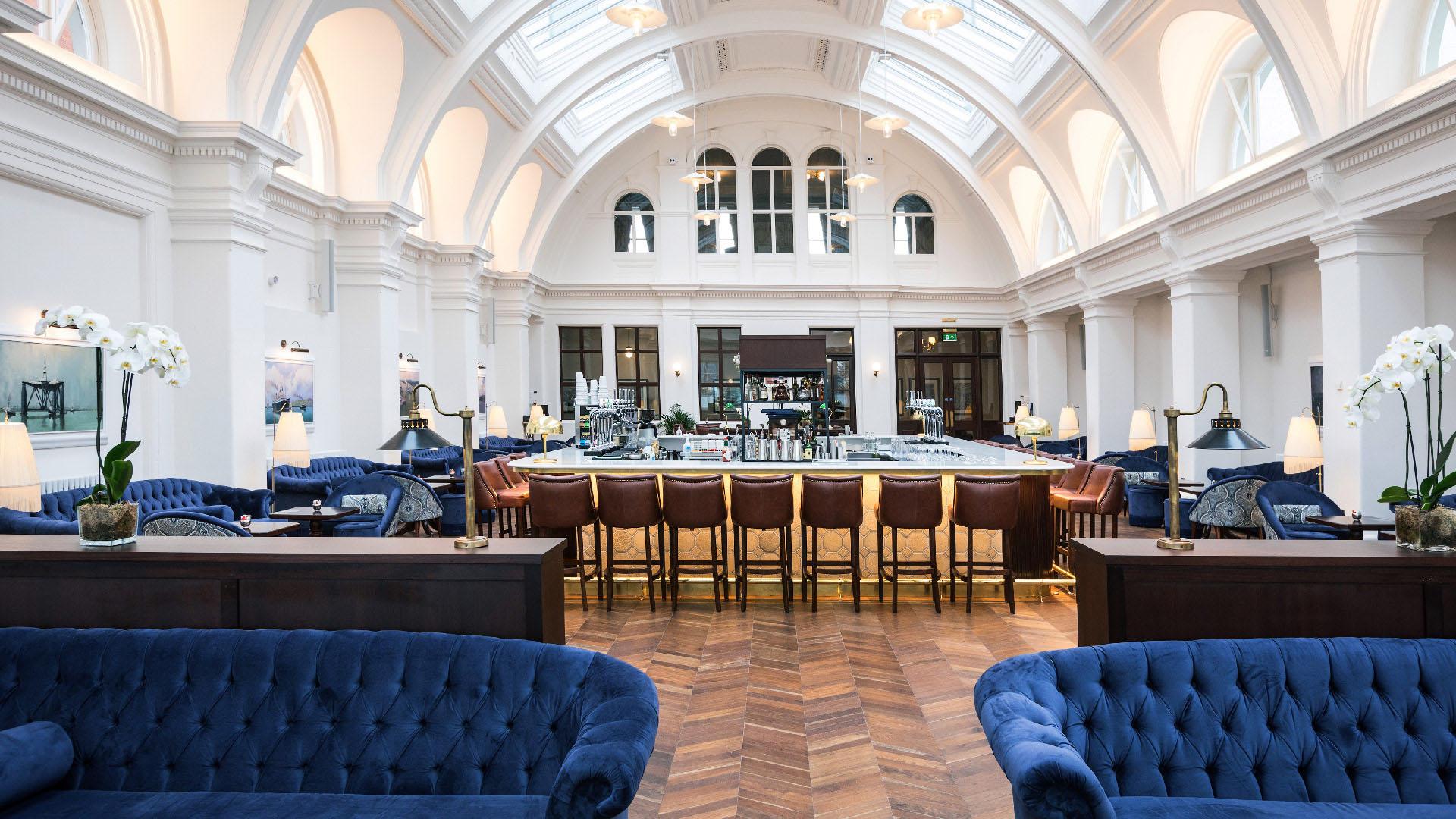 Maritime Mile - 36 Hour Itinerary - 1C - Titanic Restaurant