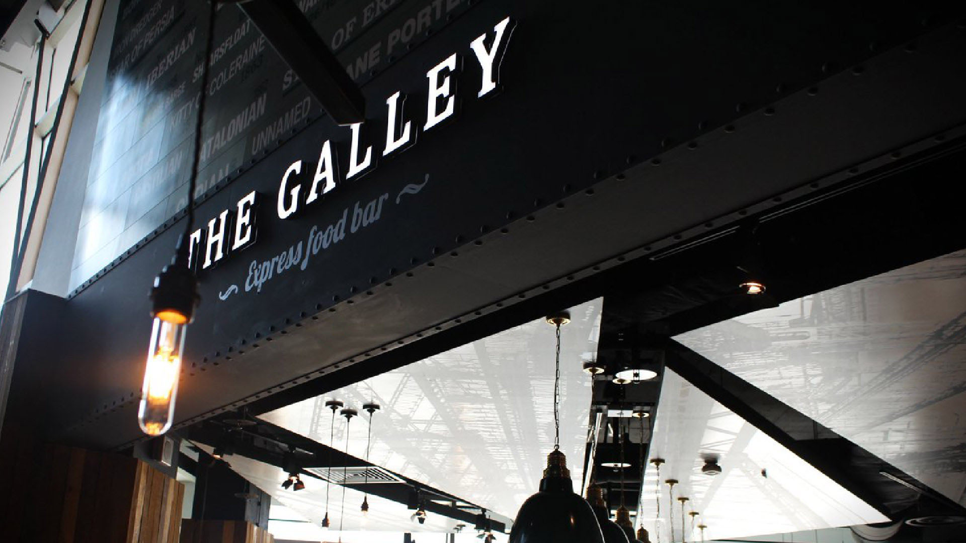 Maritime Mile - 4 Hour Itinerary - 4 - The Galley Bar