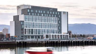 AC Hotel by Marriott Belfast Logo