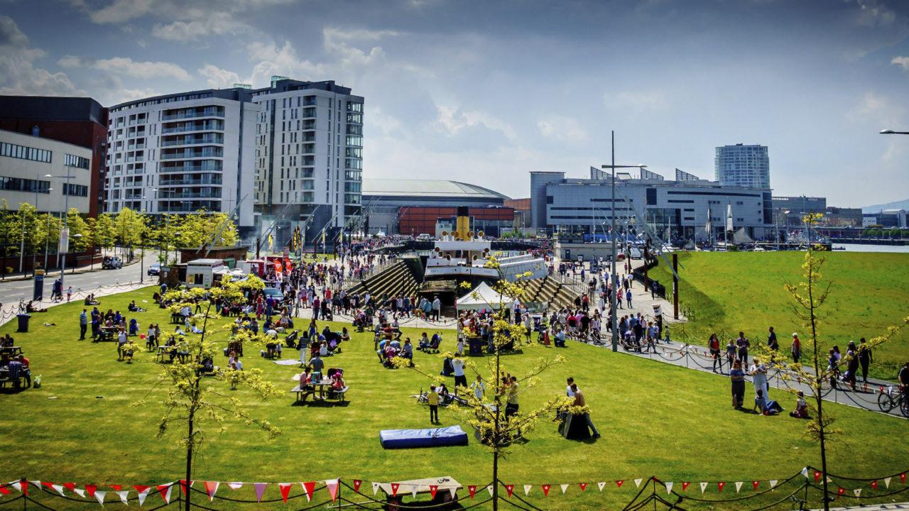 Belfast Titanic Maritime Festival