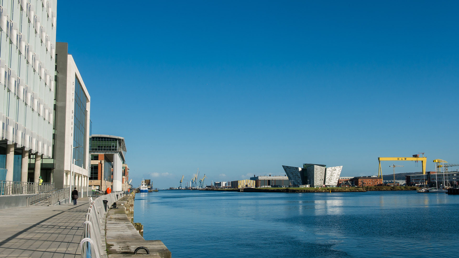 Maritime Mile - Neighbourhood - The Quays
