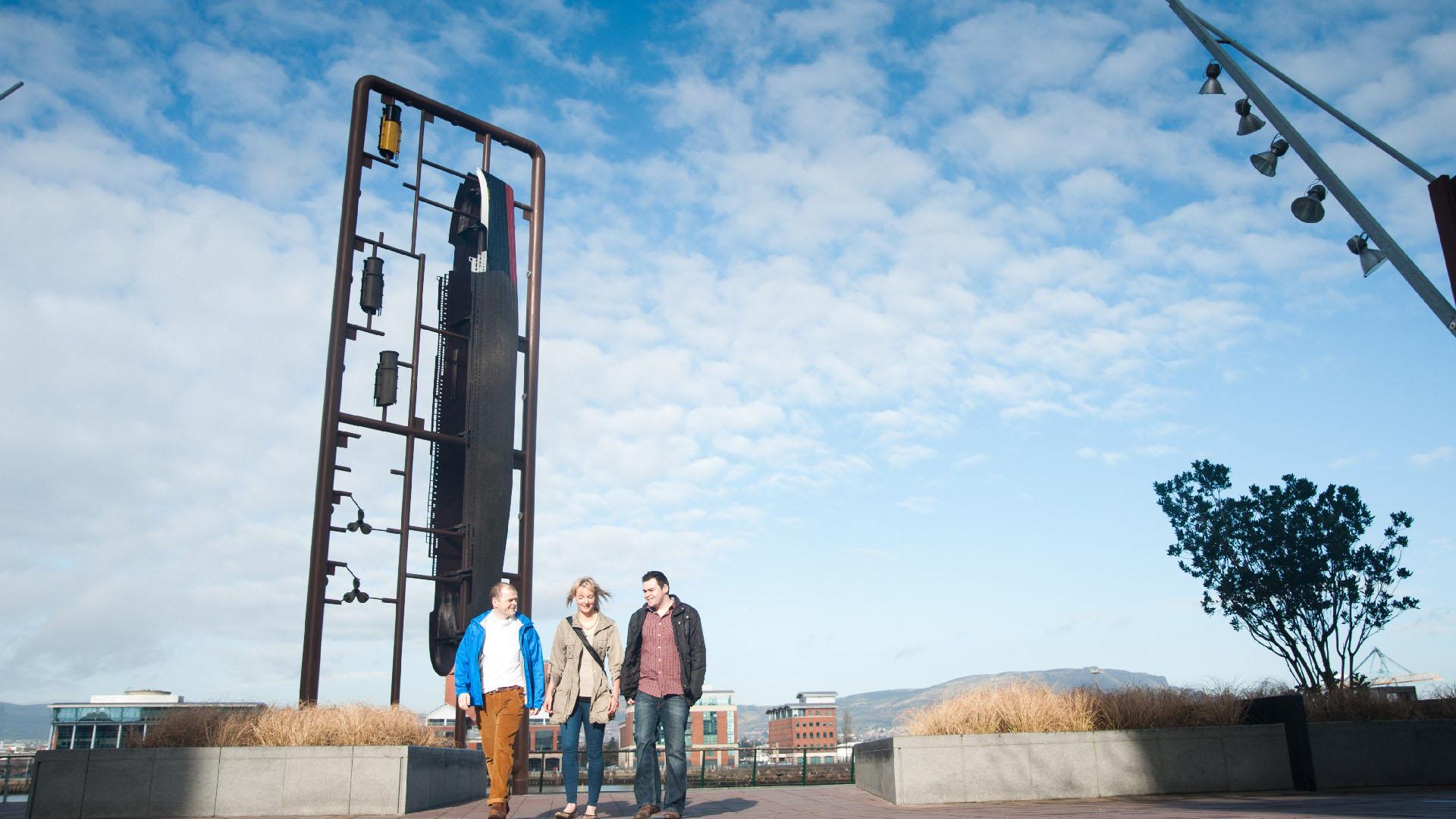 Maritime Mile - Public Art - Kit