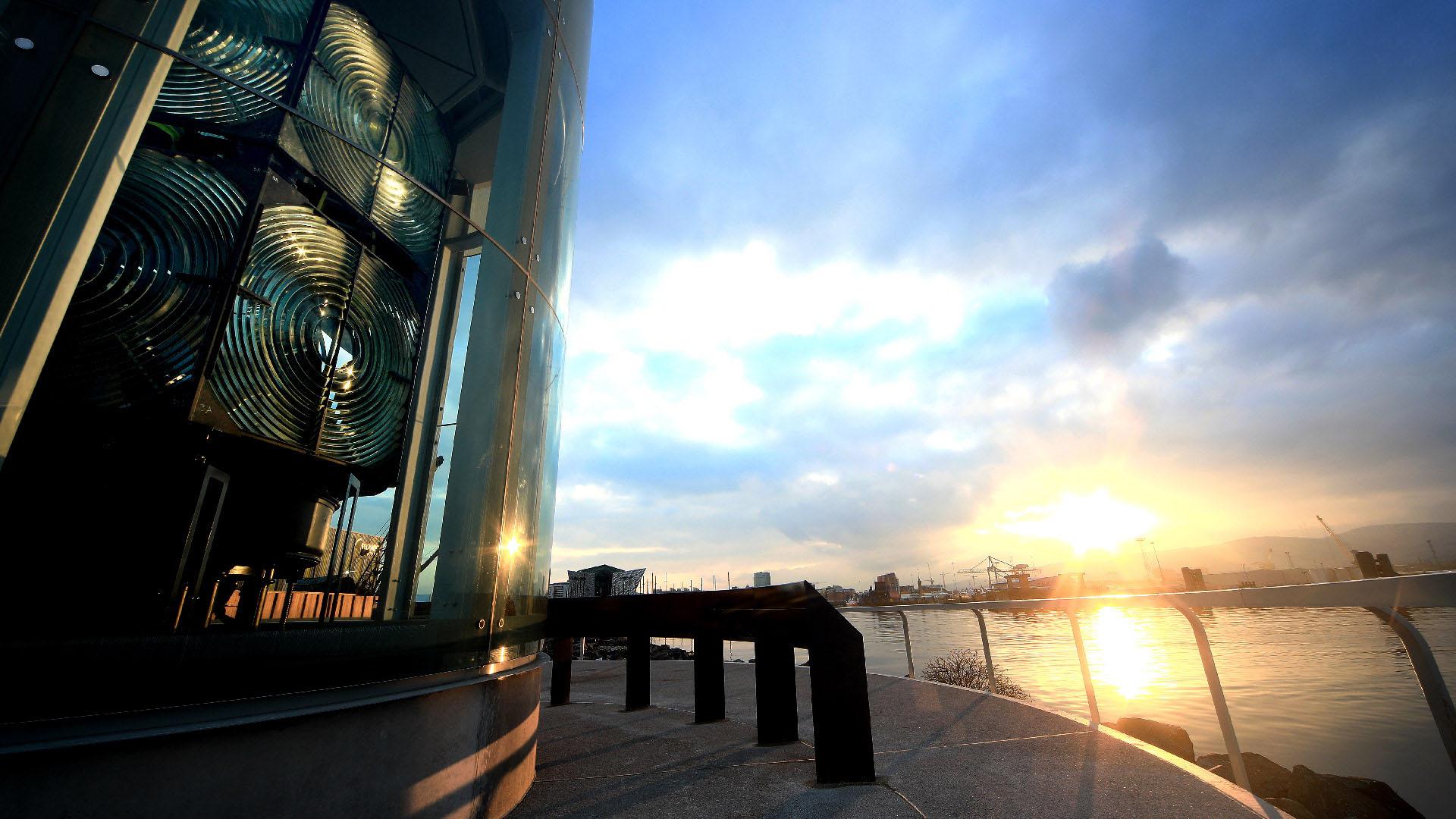 Maritime Mile - Public Art - The Great Light