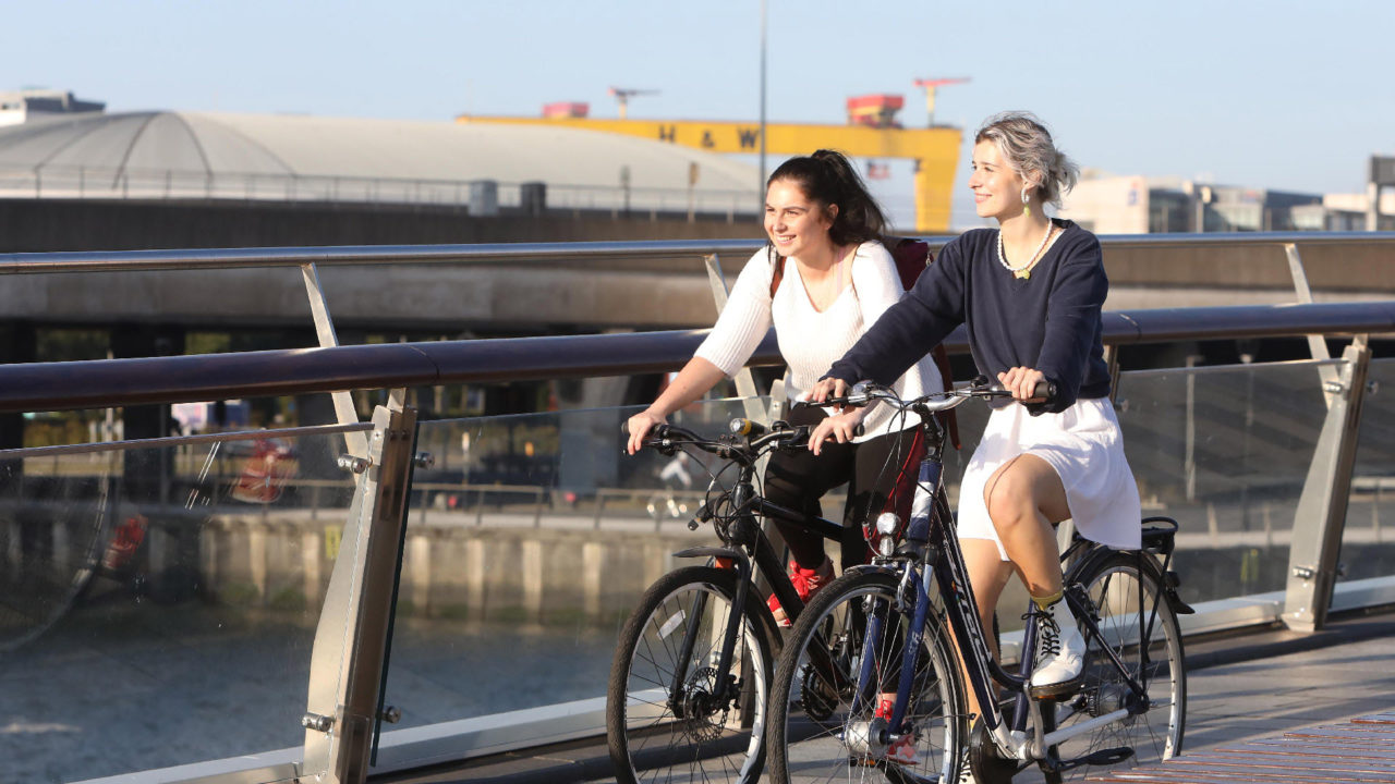 Maritime Mile - Travel Tips - Cycling