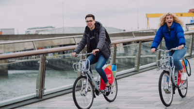 Belfast Bikes – Donegall Quay Logo