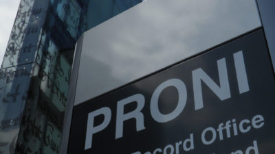 PRONI Logo