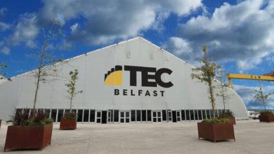 TEC Belfast Logo