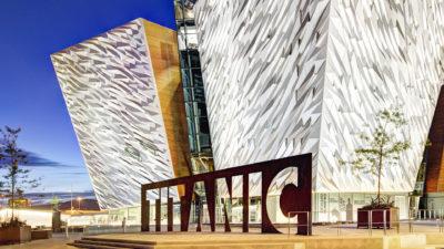 Titanic Belfast Logo