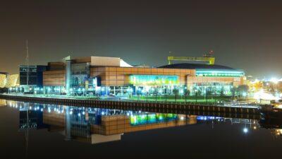 SSE Arena, Belfast Logo