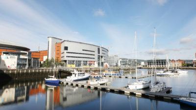 Belfast Harbour Marina Logo