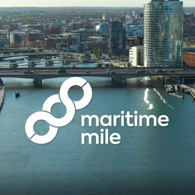 Discover the Maritime Mile – Belfast's Iconic Waterfront