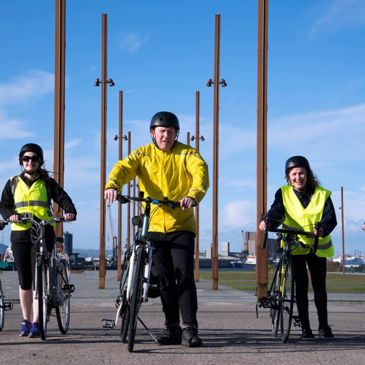 Maritime Mile Cycle Tour