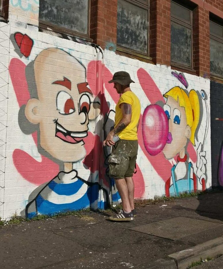 FGB street art