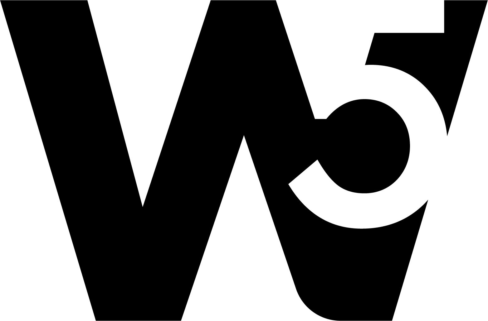 W5 Logo Black